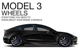 the tesla model 3 wheel and tire guide u2013 tsportline com tesla