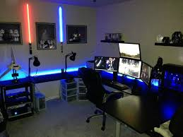 Best Computer Desks For Gaming by L Shaped Desk Gaming Setup Decorative Desk Decoration