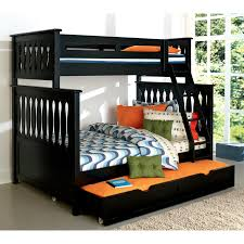 American Woodcrafters American Woodcrafters Weekends Twin Over Full Bunk Bed Missing