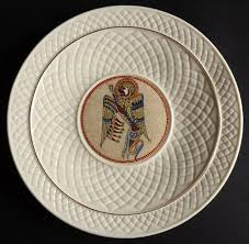 belleek pottery ireland book of kells at replacements ltd