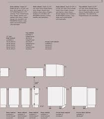Fridge Cabinet Size Ikea Corner Kitchen Cabinet Dimensions Kitchen Cabinet Sizes And