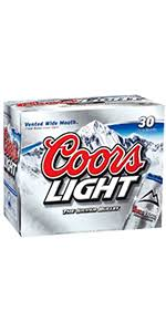coors light 36 pack price coors light 30 pack cans colorado domestic beer shoprite wines