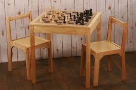 chess table and chairs set wooden chair set for chess table chess house