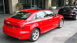 bmw open car price in india audi a3 sedan launched in india with prices starting at rs 22 95