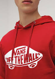vans men sweatshirts hoodie red dahlia bright white vans hoodies
