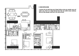 100 3 bedroom 2 bath floor plans country style house plan 3