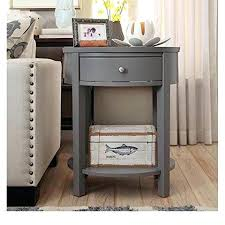 Gray Nightstands Modern Wood Nightstand U2013 Smartonlinewebsites Com