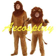 lion halloween costume online buy wholesale lion halloween costume from china