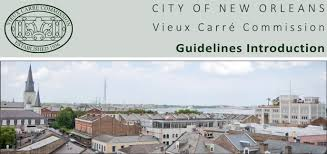 vcc design guidelines city of new orleans