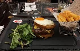 bureau steunk la cuisson du steak était très bien picture of au bureau mulhouse