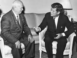 Jfk S Son Trump Putin Meeting Unlikely To Go As Badly As John F Kennedy And