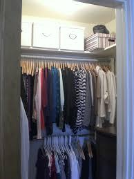 bare bulb to classy closet