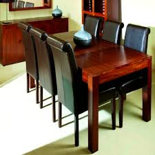 cool dining room chairs bedroom splendid dining room oval table and black chairs white