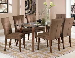 Best Fabric For Dining Room Chairs Dining Room Sets With Fabric Chairs 1000 Ideas About Upholstered