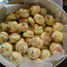 italian christmas cookies recipe italian christmas cookies
