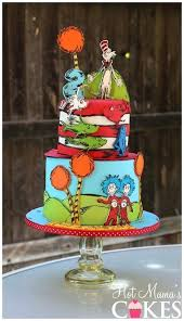 dr seuss birthday cakes dr seuss birthday cake ideas cakes best on 1 cake ideas