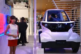honda micro commuter concept car tokyo motor show nuvo