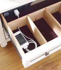 build a charging station remodelaholic get rid of cord clutter with these 25 diy charging