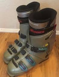 womens size 9 in ski boots nordica syntech f6 ski boot size 27 5 mens 9 5 womens 10 5 ebay