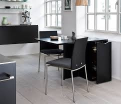 Compact Dining Table And Chairs Uk Small Black Dining Table Dining Room Sustainablepals Black