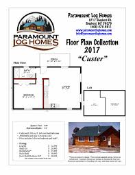 floor plans and cost to build custer