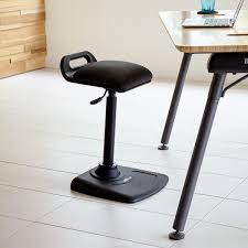 our best standing desk office chair varichair varidesk