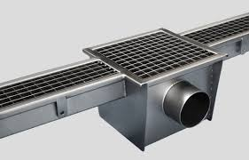 Home Decor Channel by Kitchen Drainage Channel Floor Stainless Steel With Grating