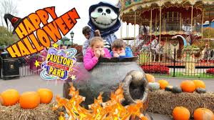 happy halloween at paultons park spooky fun for all the family