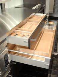 Kitchen Cabinet Blind Corner Solutions by Kitchen Drawer Storage Solutions Impressive Utensils 20 Trend