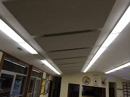 Soundproofing Pictures by Ceiling Acoustic Panels Sound Proofing A Multipurpose Room