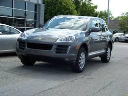 2008 Porsche Cayenne - 2008 meteor grey metallic porsche cayenne tiptronic 185193
