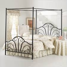 contemporary ron canopy bed frame ideas iron canopy bed frame