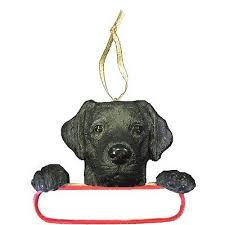 black lab ornaments collection on ebay