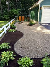 Rock Backyard Landscaping Ideas Lovely Landscaping Ideas With Rocks Best 25 Rock Yard On Pinterest