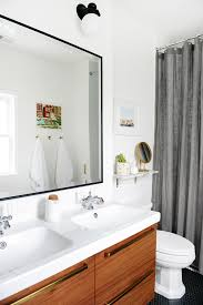 a sagging vanity solution make your own walnut veneer yellow