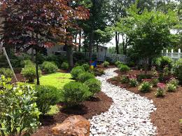 landscaping and hardscaping dry river bed google search