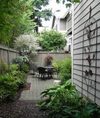Small Backyard Garden Design by Small Backyard Landscaping Ideas With Floor Tiles Gardens