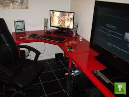 Best Gaming Pc Desk Beautiful Corner Gaming Computer Desk Ideas Liltigertoo