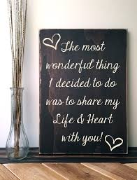 home decor creative wood signs with quotes home decor decorating
