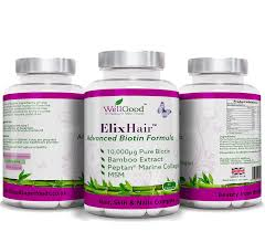 3 in 1 beauty vitamins elixhair advanced formula with maximum