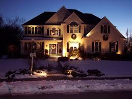 installing landscape lighting outdoor lighting newton ma landscape lighting contractor 781 935 9519