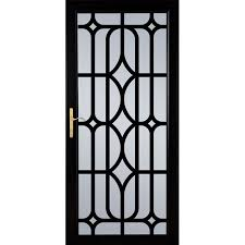 Larson Secure Elegance door front doors home depot lowes security doors larson storm