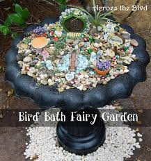 Flower Pot Bird Bath - craftionary