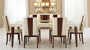 dining rooms sets sofia vergara savona ivory 5 pc rectangle dining room dining