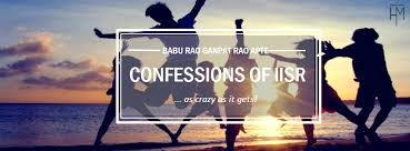 confessions of iisr home facebook