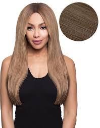 hair extensions piccolina 120g 18 ash brown 8 hair extensions bellami