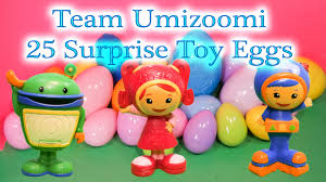 team umizoomi nickelodeon team umizoomi 25 huge surprise eggs