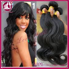 body wave hair with bangs 2014 top fashion stock body wave 100 brazilian sew in human hair