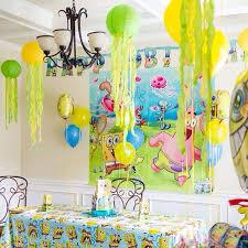 spongebob party ideas spongebob squarepants birthday party spongebob squarepants