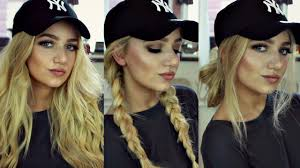 cap haircuts instagram baddie hair tutorial 3 baseball cap hairstyles